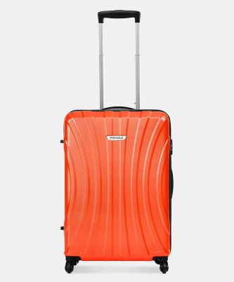 Provogue S01 Scarlet Red Cabin Luggage   20 inch Provogue Suitcases