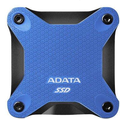 ADATA 240 GB External Solid State Drive(Blue)