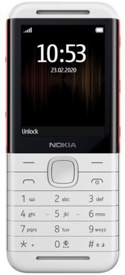 Nokia 5310(White, Red)