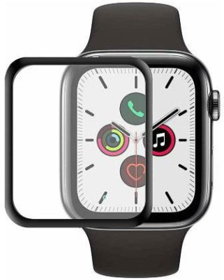 stylist sky Edge To Edge Tempered Glass for Apple Smart I Watch Series 5 40MM(Pack of 1)