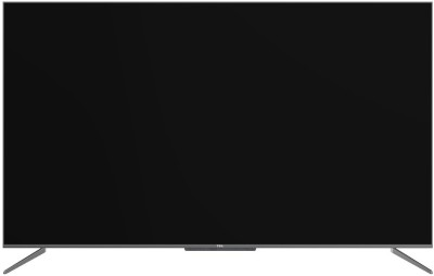 TCL C715 Series 165 cm (65 inch) QLED Ultra HD (4K) Smart Android TV(65C715)