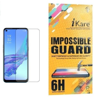 iKare Impossible Screen Guard for Oppo A53(Pack of 1)