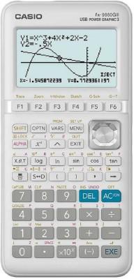 CASIO FX-9860GIII Graphic Graphical Calculator(12 Digit)