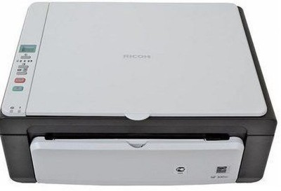 Ricoh SP 111SU Multi function Monochrome Printer Black, White, Toner Cartridge