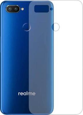 EASYBIZZ Back Screen Guard for Realme U1(Pack of 1)