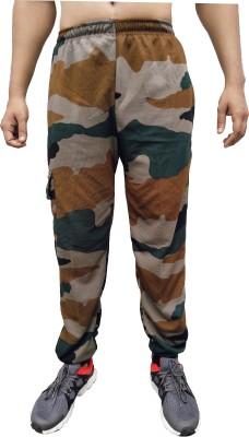 AXOLOTL Camouflage Men Multicolor Track Pants