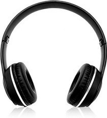 Intex Roar 101 Over The Ear Wired Fordable Headphone with 3.5 mm Jack Wired Headset(Black, On the Ear)