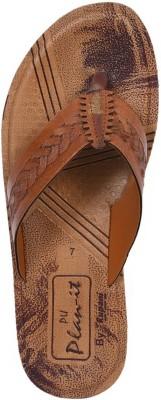 Rupani Men Tan Sandals