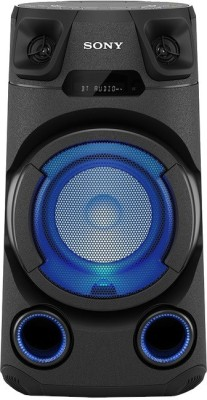 Sony MHC-V13 Bluetooth Tower Speaker(Black, Stereo Channel)