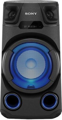 SONY MHC-V13 Bluetooth Tower Speaker(Black, Stereo Channel)