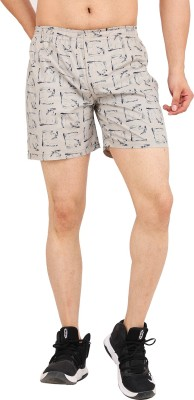 Badoliya & Sons Printed Men Boxer(Pack of 1)