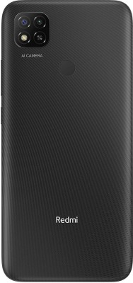 Redmi 9 (Carbon Black, 64 GB)(4 GB RAM)