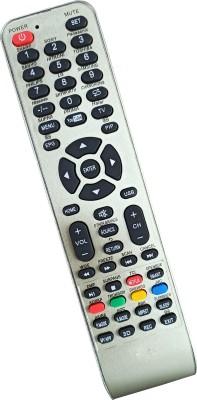 Axelleindia Universal TV Remote With NEXTFLIX & YouTube For LG, Sony, Samsung, Sharp, Panasonic, Toshiba, Philips, Haier, Hitachi, Sanyo, TCL, Konka, Walton, TCL, Sonar, Soken, Onida, SkyWorth, Prismapro, Asano, Audiosonic, HYUNDA, PIONEER, PRIMA, ECOSTAR, AOC, SINGER, NOBEL, MYONE, SUNN, AKIRA, ORI