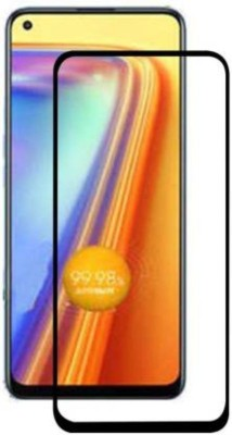 BIZBEEtech Edge To Edge Tempered Glass for Realme Narzo 20 Pro, Realme 7i, Realme 6i, Realme 7, Realme 6(Pack of 1)
