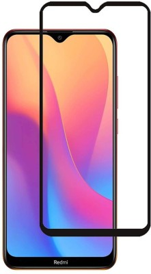 EASYBIZZ Edge To Edge Tempered Glass for Mi Redmi 9, Mi Redmi 9A, Mi Redmi 9i, Poco C3, Poco M2, Mi Redmi 9 Prime(Pack of 1)