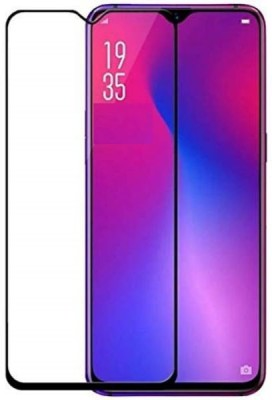 CLASIKCART Edge To Edge Tempered Glass for OPPO A5s(Pack of 1)
