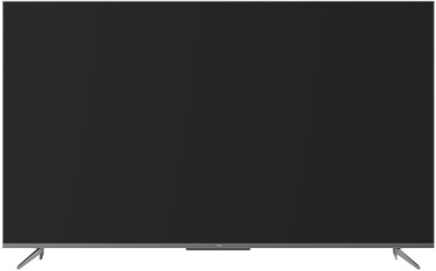 TCL 164 cm (65 cm) Ultra HD (4K) LED Smart Android TV(65P715)