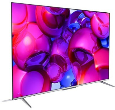 TCL 139 cm (55 inch) Ultra HD (4K) LED Smart Android TV...