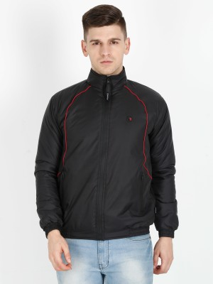 VROJASS Full Sleeve Colorblock Men Jacket
