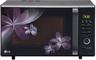 LG 28 L Convection Microwave Oven(MC2886BPUM, Floral Purple)