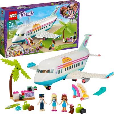 LEGO Heartlake City Airplane Multicolor LEGO Blocks   Building Sets