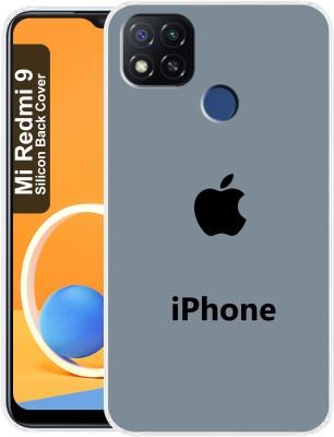 Morenzoprint Back Cover for Mi Redmi 9(Multicolor, Grip Case, Silicon)