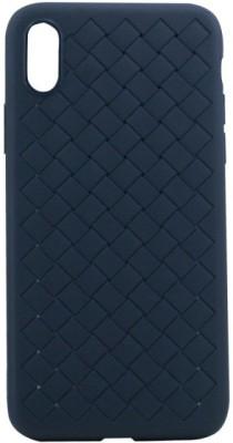 kinshu Back Cover for Vivo Y50(Blue, Hard Case)