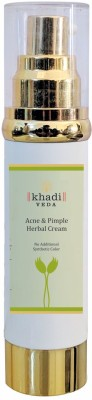khadi veda Acne & Pimple Herbal cream(50 g)