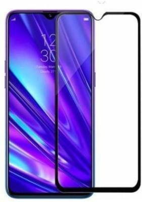 DSCASE Edge To Edge Tempered Glass for Realme Narzo 30A, Gionee Max Pro, Motorola Moto E7 Power, Realme Narzo 20, Realme Narzo 20A, Realme C11, Realme C12, Realme C15, Realme C3, Realme 5, Realme 5i, Realme 5s, Oppo A9 2020, Oppo A5 2020, Realme Narzo 10, Realme Narzo 10A, Oppo A31, Tecno Spark Go 2