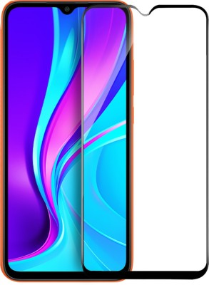 Flipkart SmartBuy Edge To Edge Tempered Glass for Poco C3, Poco M2, Mi Redmi 9 Prime, Mi Redmi 9A, Mi Redmi 9i, Mi Redmi 9(Pack of 1)