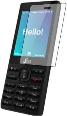rockjon Screen Guard for JIO PHONE(Pack of 5)