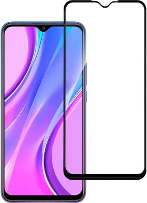 Knotyy Tempered Glass Guard for Mi Redmi 9 Prime(Pack of 1)