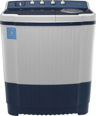 Voltas Beko 8 kg Semi Automatic Top Load White, Blue WTT80ST Voltas Beko Washing Machines