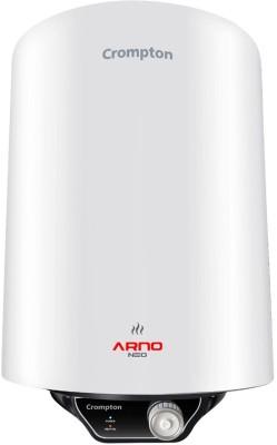 CROMPTON 15 L Storage Water Geyser (ASWH-3015, White)