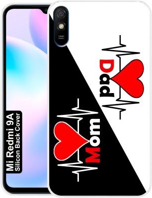 Morenzoprint Back Cover for Mi Redmi 9A(Multicolor, Grip Case, Silicon)