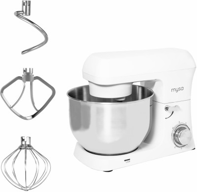 Mysa SM-1516 1400 W Stand Mixer(White)