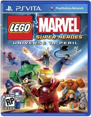 lego marvel super heroes psvita  2013  action adventure, for psvita Games