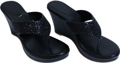 TANNI Women Black Heels
