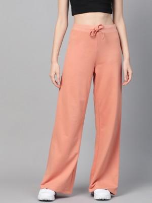Sassafras Relaxed Women Pink Trousers