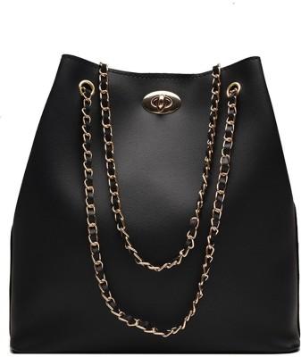 Fargo Women Black Shoulder Bag