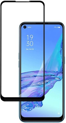 Aspir Edge To Edge Tempered Glass for Oppo A53(Pack of 1)