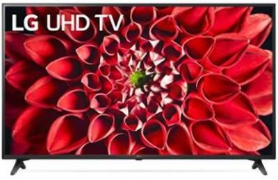 LG 139.7 cm (55 inch) Ultra HD (4K) LED Smart TV(55UN7190PTA)