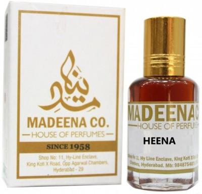 madeena co HEENA 12ML Herbal Attar(Gul Hina)
