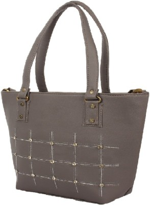SAHAL Women Khaki Hand held Bag SAHAL Handbags