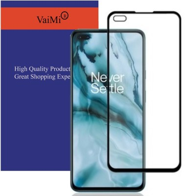 VaiMi Tempered Glass Guard for OnePlus Nord(Pack of 1)