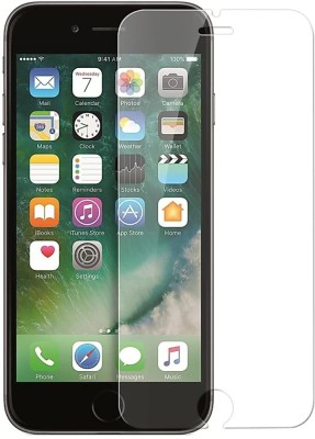 electmart Tempered Glass Guard for Apple iPhone 6s Plus(Pack of 1)
