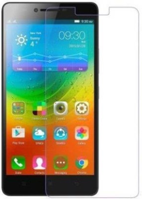 Naitikul Tempered Glass Guard for Lenovo A6000(Pack of 1)