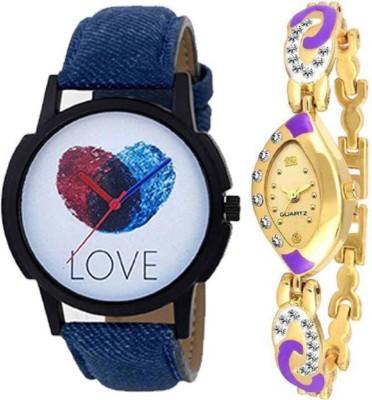 GRAVITY ENTERPRISE love lr  new aks Analog Watch   For Couple GRAVITY ENTERPRISE Wrist Watches