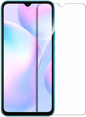 S-Softline Tempered Glass Guard for Redmi 9A(Pack of 1)