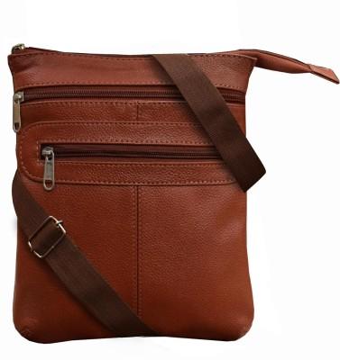 VEGAN Tan Shoulder Bag